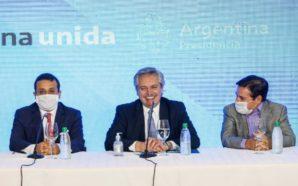 Alberto Fernández habló del día después de la pandemia: «Haremos…