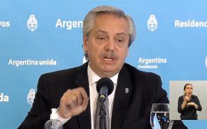 Fernández pondrá en marcha un plan integral de políticas ambientales