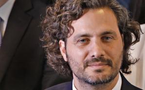 El jefe de gabinete, Santiago Cafiero, cuestionó la militancia anticuarentena