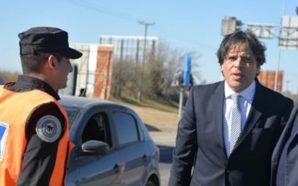 Mosquera: «Mi renuncia está a disposición del gobernador»