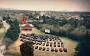 Cine en cuarentena: inaugurarán un autocine en Falda del Carmen