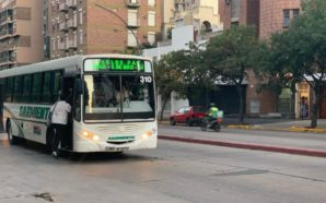 El transporte interurbano vuelve a funcionar el 15 de diciembre
