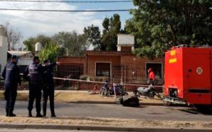 Córdoba: incendio en un taller de motos deja una víctima…