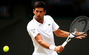 El tenista Djokovic dio positivo en coronavirus