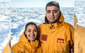 Dos médicos cordobeses atienden a pacientes en la Antártida