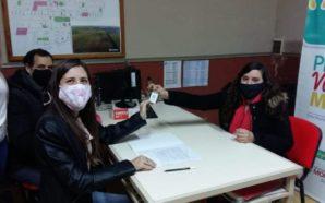 Monte Cristo: El E.Mu.Vi hizo entrega de tres nuevas viviendas