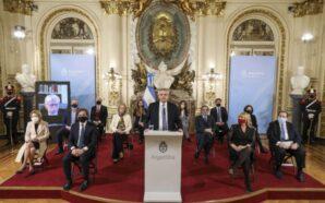 El Presidente presentó el proyecto de reforma judicial