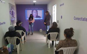 Feriantes de Río Primero se capacitan en Transformación Digital