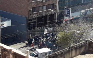 Conflicto en UTA: choferes realizaron una olla popular frente a…
