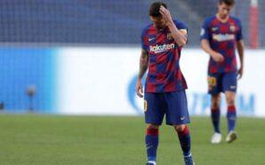 Tras 20 años en el Barcelona, Messi comunicó que quiere…