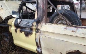 Le incendiaron su camioneta y sospecha que es por haber…