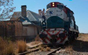 Regresó el tren a Obispo Trejo para dar impulso a…