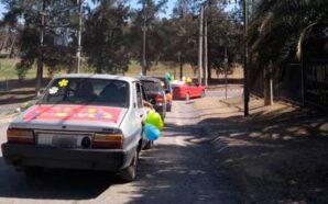 Docentes sorprendieron a sus alumnos con una caravana por el…
