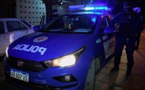 Alcohol y descontrol: dos agentes fueron heridas durante controles sanitarios
