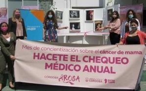 «Amazonas»: cordobesas reman por la concientización sobre el cáncer de…