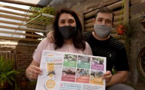 Una familia de San Francisco combate al dengue desde la…