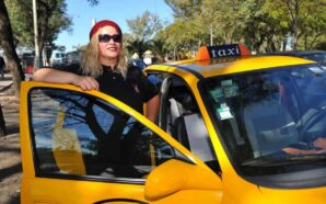 She Taxi suma presencia en la calle y tiene su…