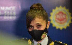 Por primera vez, una mujer es Jefa de Policía en…