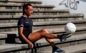 Histórico: Mara es la primera futbolista profesional trans de Argentina