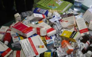 Realizan campaña para recolectar medicamentos vencidos en La Puerta