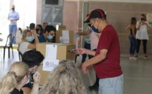 Con padrón georeferenciado, comenzaron las elecciones municipales en Río Cuarto