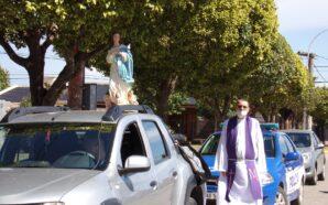 Monte Cristo celebra la Novena Patronal