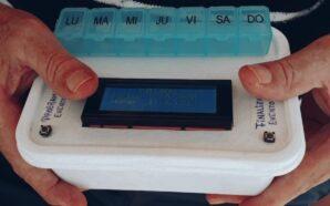 Estudiantes de La Puerta crean un pastillero digital móvil con…