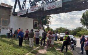 """Cruz del Eje contra el megabasural: """"No queremos ser el…"""