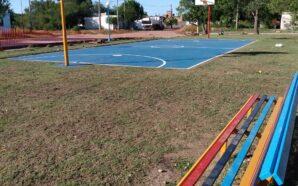 Barrio Yacuzzi de Río Primero tendrá una plaza renovada