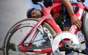 Un joven de Monte Cristo busca consagrarse en ciclismo a…