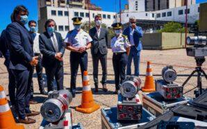 Policía Caminera incorporó nuevos equipos para control de velocidad