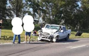 Accidente fatal cerca de El Tío: falleció un matrimonio