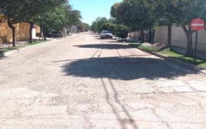 Río Primero: comienzan las obras de pavimento