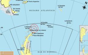 Fuerte sismo de 7.1 en la Antártida provocó alerta por…