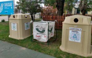 Cuidado ambiental: Río Primero apuesta al reciclado de residuos