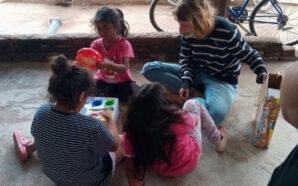 Monte Cristo: «Caritas Felices» busca materiales para realizar un mural