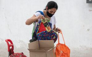 PAICOR comenzó la entrega de módulos alimentarios y kits de…