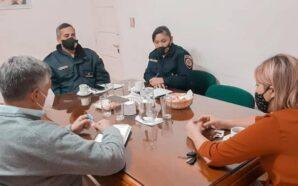 Asumió el nuevo jefe de la Comisaría de Río Primero