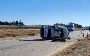 Accidente fatal en Ruta 19: falleció una mujer