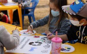 «Guardianes del Parquecito» en Villa Santa Rosa: una actividad con…