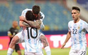 Eliminatorias Sudamericanas: Argentina confirmó dónde será local en octubre y…