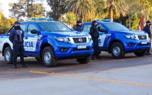 Obispo Trejo refuerza la seguridad con dos nuevas camionetas de…