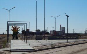La Puerta tendrá una nueva plaza sustentable con iluminación solar