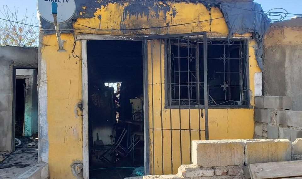 Incendio en una vivienda familiar en Ferreyra: dieron de alta…