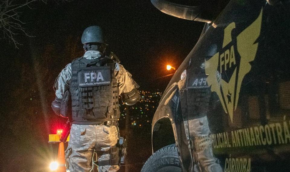 Villa Carlos Paz: un detenido con más de 200 dosis…