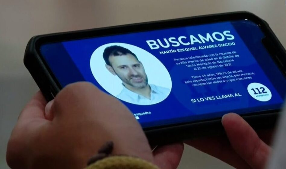 Hallan muerto al argentino que mató a su hijo en…