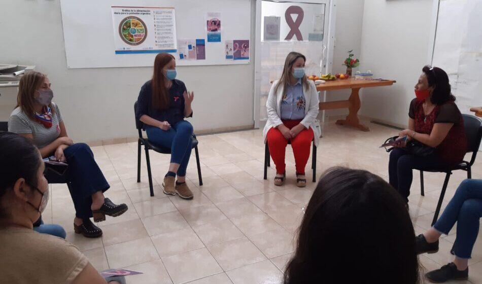 Río Primero: 16 mujeres participaron del primer Circuito Rosa