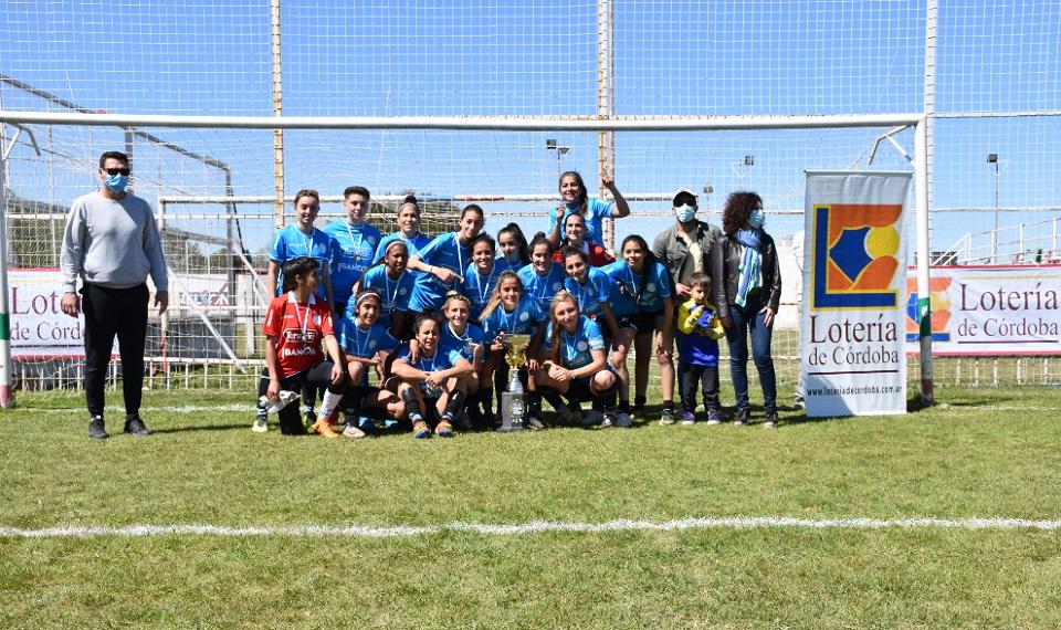 Fútbol femenino: Belgrano es campéon y jugará en la Copa…